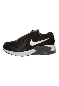 Nike Sportswear - NIKE SPORTSWEAR AIR MAX EXCEE SNEAKER KINDER - Sneakersy niskie - black / white / dark grey