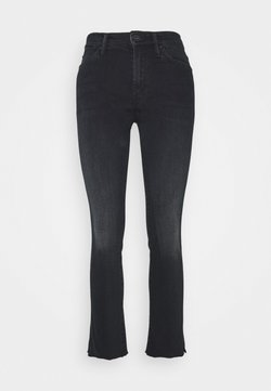 Mother - THE RASCAL ANKLE SNIPPET - Jeans Skinny Fit - black bird