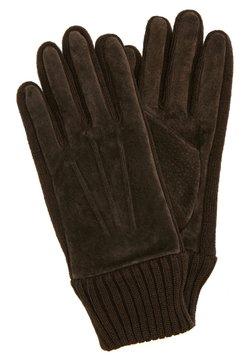 Kessler - LIV - Rękawiczki pięciopalcowe - dark brown
