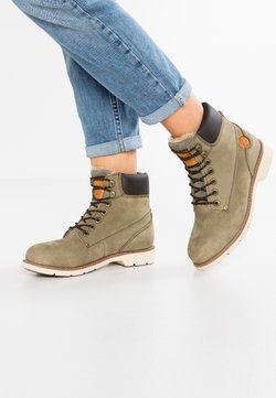 Dockers by Gerli - Veterboots - khaki