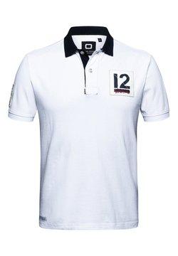 CODE | ZERO - 12M CLASSIC POLO - Poloshirt - white
