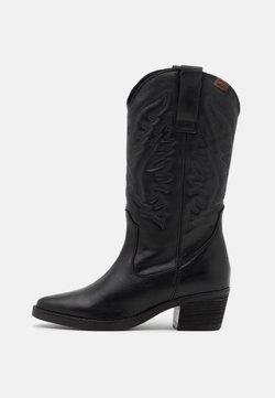 mtng - TEO - Cowboy/Biker boots - black