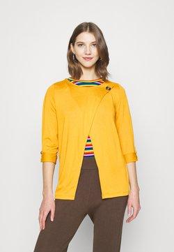 ONLY - ONLELLE CARDIGAN - Vest - golden yellow