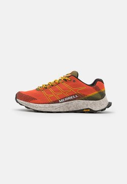 Merrell - MOAB FLIGHT - Zapatillas de trail running - tangerine
