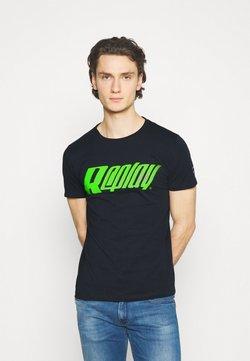 Replay - T-shirt print - dark blue