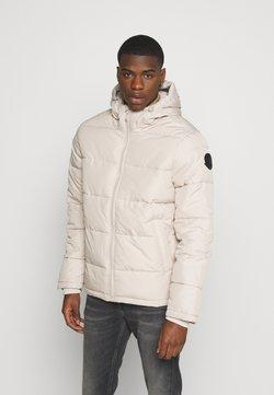 Burton Menswear London - MIDWEIGHT PUFFER - Winterjacke - grey