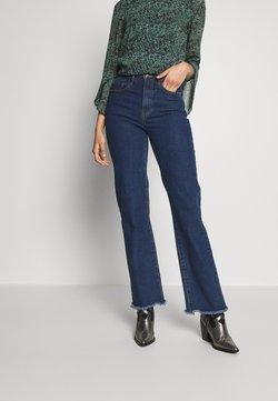 Object Tall - OBJSINYA  - Jeans a sigaretta - medium blue denim