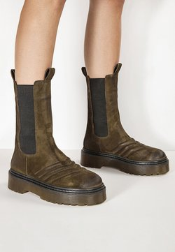 Inuovo - Plateaustiefel - sd helemet chm