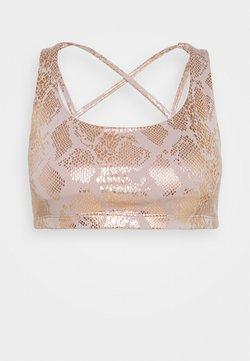 Onzie - MUDRA BRA - Sports bra - light pink