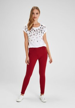 Next - Jegging - red