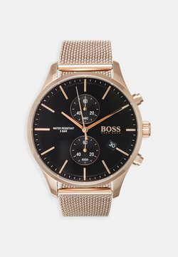 BOSS - ASSOCIATE - Kronografklockor - rose gold-coloured