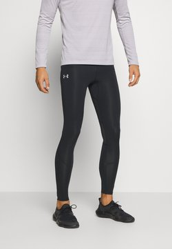 Under Armour - UA FLY FAST HEATGEAR TIGHT - Medias - black