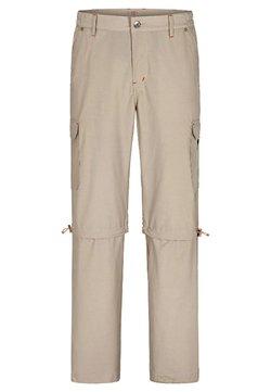 Jan Vanderstorm - BALDURAN - Pantalon cargo - beige