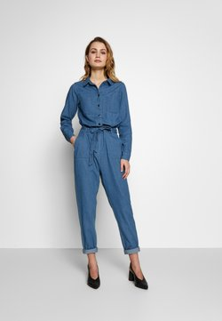Soyaconcept - Haalari - medium blue denim