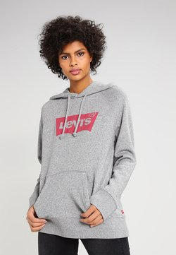 Levi's® - Sweat à capuche - smokestack heather