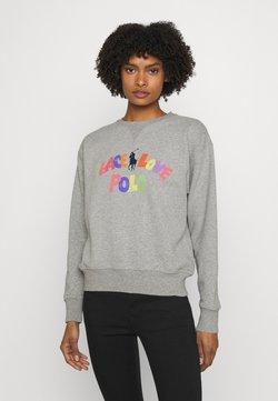 Polo Ralph Lauren - SEASONAL LONG SLEEVE - Sweatshirt - grey