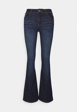 LOIS Jeans - RAVAL - Flared Jeans - dark blue denim