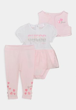 Guess - TAKE ME HOME SET - Weste - light pink