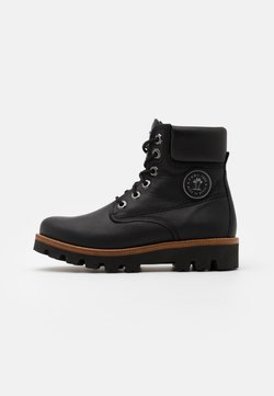 Panama Jack - MORITZ IGLOO - Bottines à lacets - black