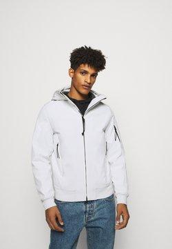 C.P. Company - OUTERWEAR MEDIUM JACKET - Summer jacket - gauze white