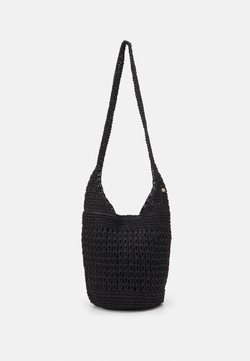 Seafolly - CARRIED AWAY SANDS TOTE - Complementos de playa - black