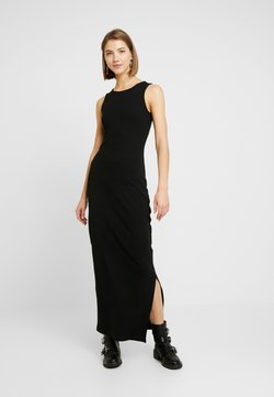 Even&Odd - MAXIKLEID BASIC - Maxi-jurk - black
