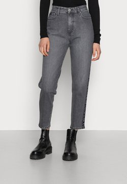 Calvin Klein Jeans - MOM JEAN - Jeans relaxed fit - denim grey
