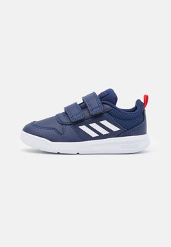 adidas Performance - TENSAUR UNISEX - Obuwie treningowe - dark blue/footwear white/active red