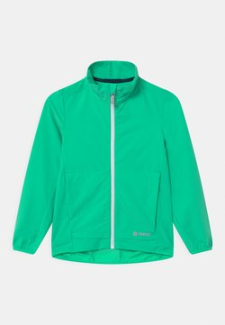 Reima - MANTEREET UNISEX - Softshelljacka - green