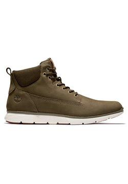 Timberland - KILLINGTON CHUKKA - Lace-up boots - olive nubuck w cord