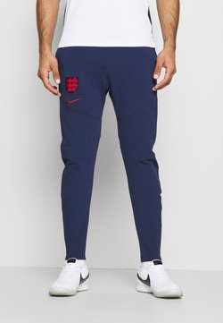 Nike Performance - ENGLAND ENT PANT - National team wear - midnight navy/challenge red