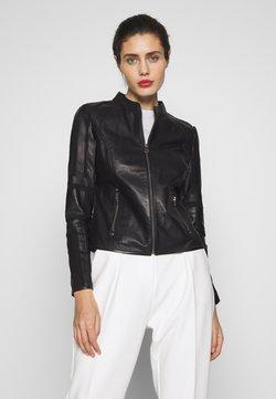 Gipsy - TONYA - Leren jas - black
