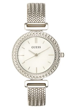 Guess - LADIES DRESS - Uhr - silver-coloured