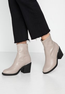 Even&Odd - Classic ankle boots - white