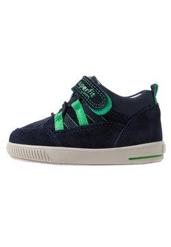 Superfit - MOPPY - Lauflernschuh - blau/grün