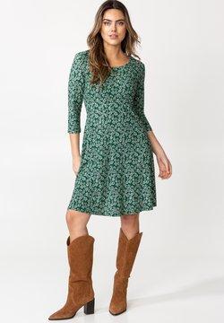 Indiska - Jerseykleid - green
