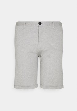 Shine Original - SUPER FLEX TAILORING - Shorts - light grey mix