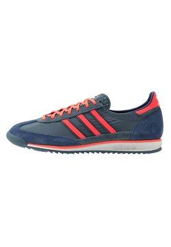 adidas Originals - Sneaker low - blue/red/tech indigo
