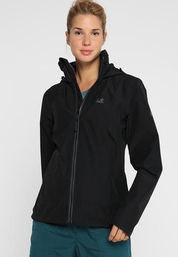 Jack Wolfskin - EVANDALE JACKET - Outdoorjacke - black