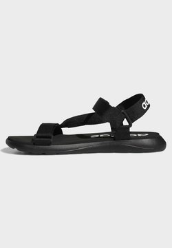 adidas Performance - COMFORT - Walking sandals - black