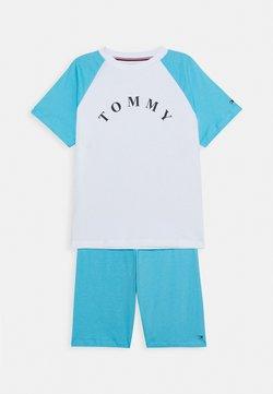Tommy Hilfiger - SHORT SET - Pyjama - white