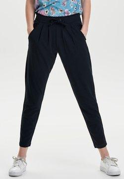 JDY - JDYCATIA PANTS - Pantalon classique - dark blue
