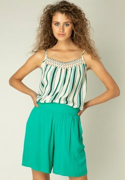 Yest - KAYLEE - Top - jungle green/multico