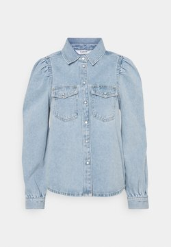 b.young - BYKEYLA  - Overhemdblouse - ligth blue denim