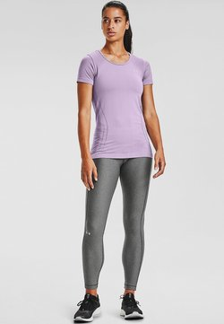 Under Armour - Funktionsshirt - slate purple