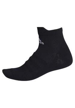 adidas Performance - ALPHASKIN LIGHTWEIGHT PRIMEGREEN ANKLE - Sportsocken - black