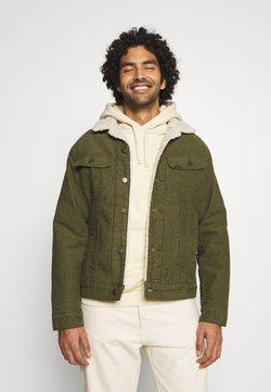Lee - SHERPA  - Light jacket - olive green