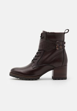 Tamaris Pure Relax - BOOTS RELAXED FIT - Veterboots - mocca