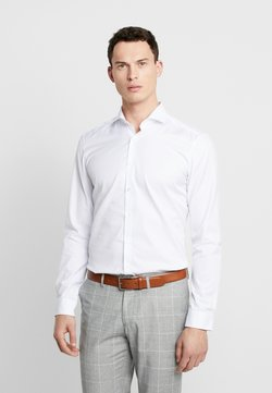 Eterna - SUPER SLIM COVER SHIRT - Formal shirt - weiß