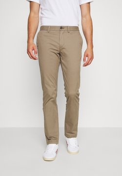 Tommy Hilfiger - DENTON  - Chinot - brown